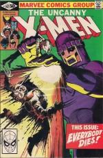 X-Men #142 - a