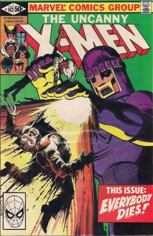 X-Men #142 – a