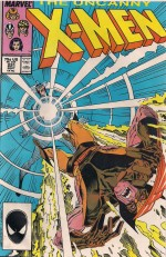 X-Men #221 - c