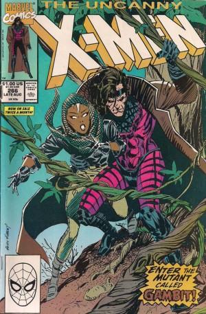 X-Men #266 – a – SOLD 10-19-13