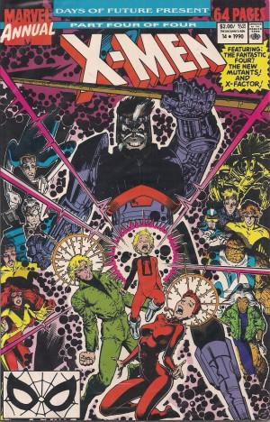 X-Men Annual 1990 #14 – d2
