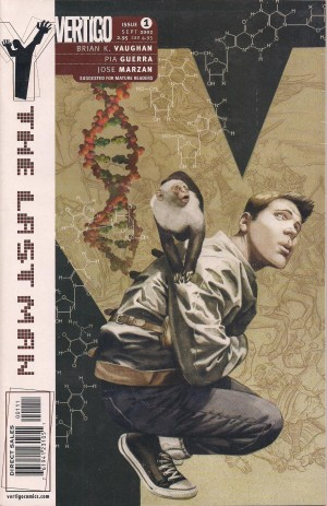 Y The Last Man 2002 #1 – a