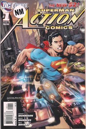 Action Comics 2011 #1 – a