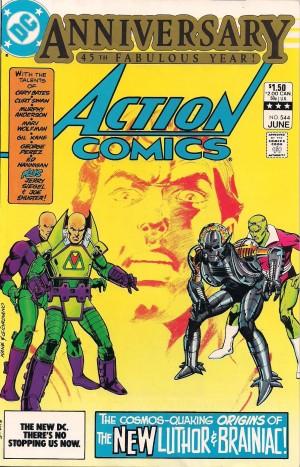 Action Comics #544 – b