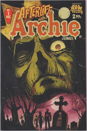 Afterlife with Archie 2013 #1 – a