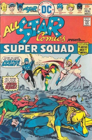 All Star Comics #58