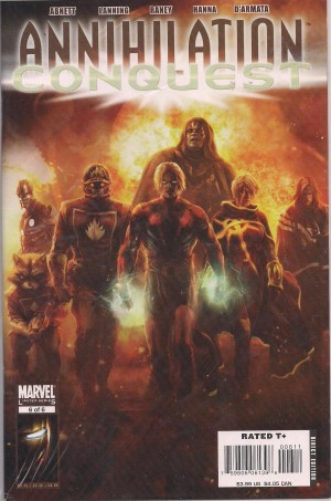 Annihilation Conquest 2007 #6 – a – SOLD 9-28-13