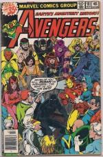 Avengers #181 - VF