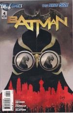 Batman 2011 #4 - a - SOLD 7-24-13