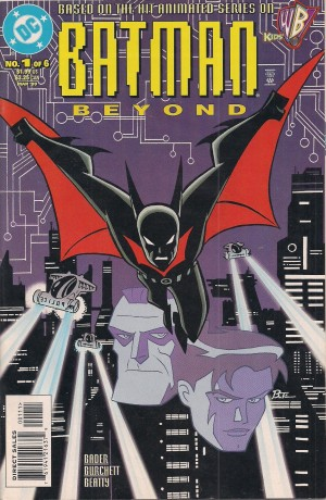 Batman Beyond #1 1999 – a
