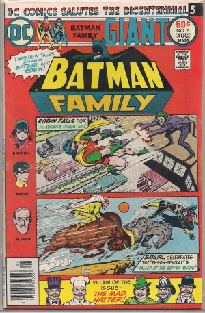 Batman Family #6 – a