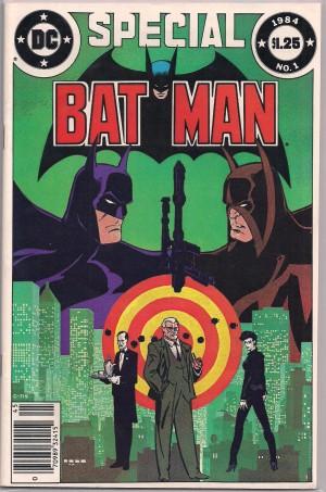 Batman Special 1984 #1 – a