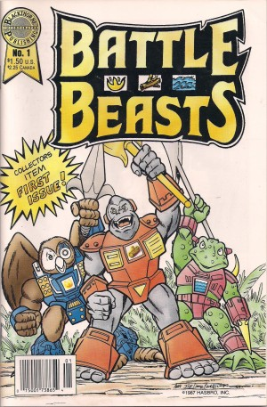 Battle Beasts 1 – A