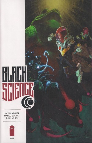 Black Science 2013 #1 – a
