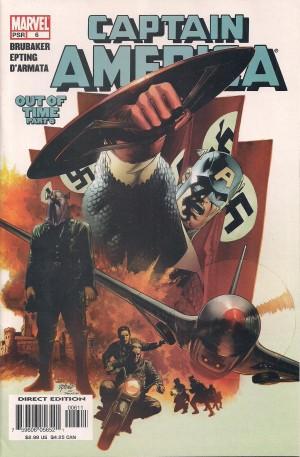 Captain America 2004 #6 – a – SOLD