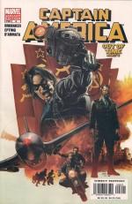 Captain America 2005 #6b - a