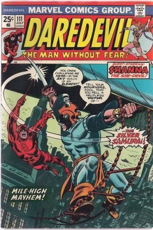 Daredevil #111 – a
