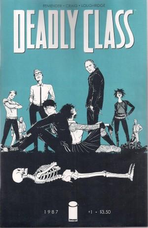 Deadly Class 2013 #1 – b