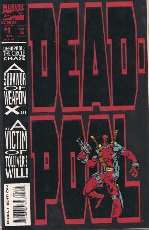 Deadpool 1993 #1 – c