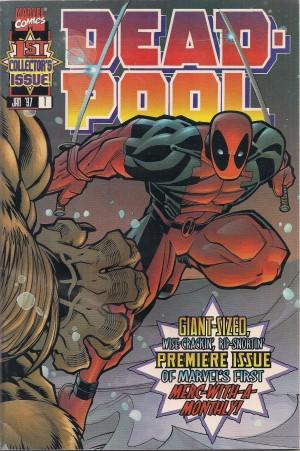 Deadpool 1997 #1 – a – SOLD 9-5-13