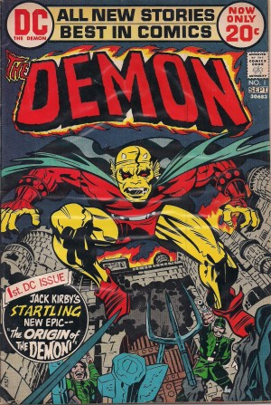 Demon 1971 #1 – a – SOLD 8-26-13