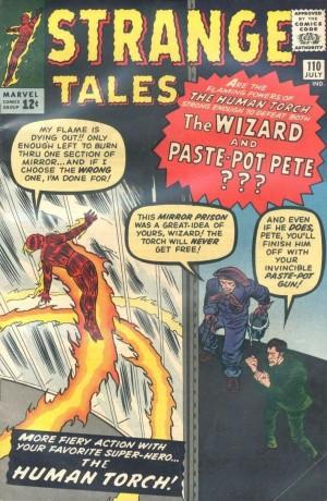Doctor Strange – Strange Tales #180
