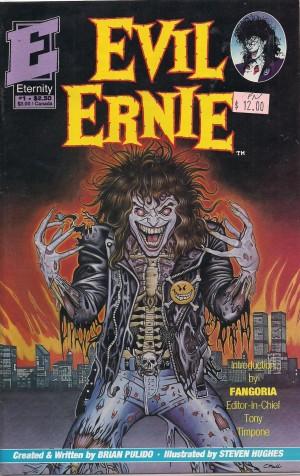 Evil Ernie 1991 #1 – a – SOLD