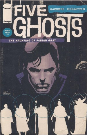 Five Ghosts 2013 #1 – a