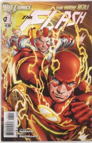 Flash 2011 #1 – a