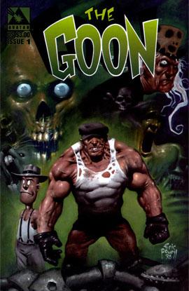 Goon – Avatar #1 1999