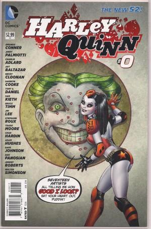 Harley Quinn 2013 #0 – a