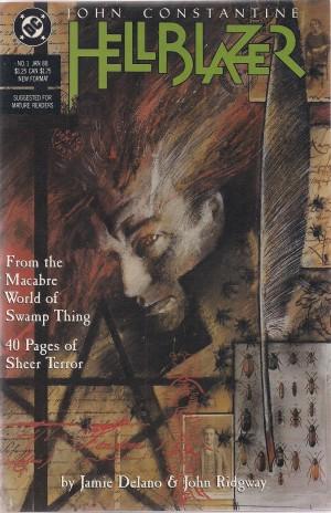 Hellblazer 1988 #1 – b