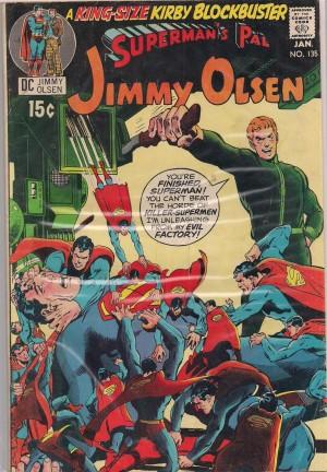 Jimmy Olsen #135 – Darkseid