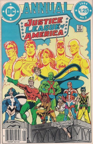 Justice League Annual #2 – a