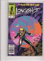 Longshot 1985 #1 - a