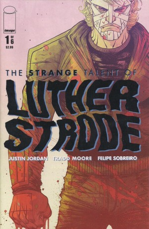 Luther Strode 2011 #1 – b – SOLD
