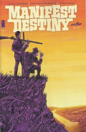Manifest Destiny 2013 #1 – a