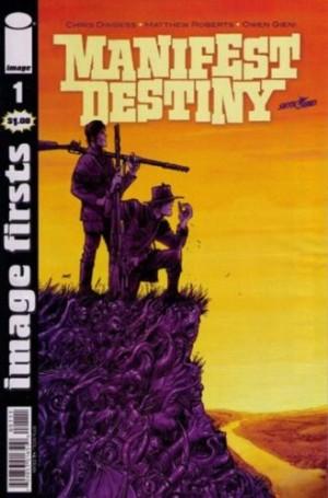 Manifest Destiny Image First RP #1