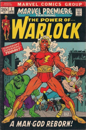 Marvel Premiere #1 – a
