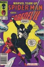 Marvel Team-Up #141 - a