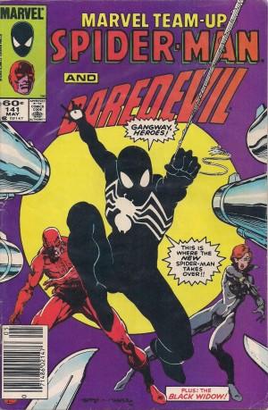 Marvel Team-Up #141 – a