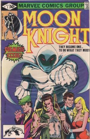 Moon Knight #1 – a