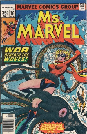 Ms Marvel #16 – a