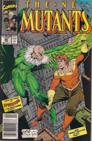 New Mutants #86 – c