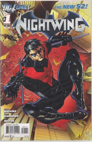 Nightwing 2011 #1 – a