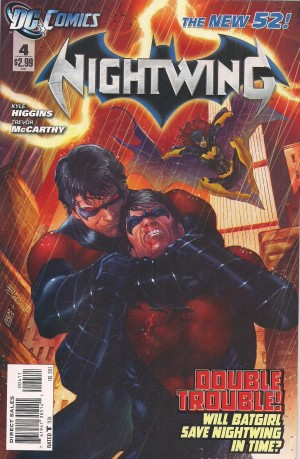 Nightwing 2011 #4 – a – SOLD 8-31-13