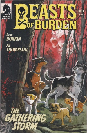 Optioned – Beasts of Burden #1 – a