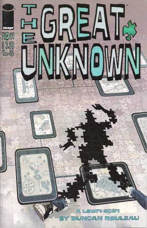Optioned – Great Unknown #1 – a
