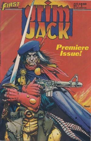 Optioned – Grim Jack 1984 #1 – a