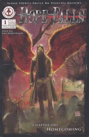 Optioned – Hope Falls 2007 #1 – a